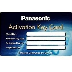 Panasonic KX-NSF201W	(Ключ активации Функции Расширенного Call-центра (ЦОВ) (Call Centre Enhance)